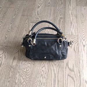 COACH bag genuine leather 🌸🍀🌹